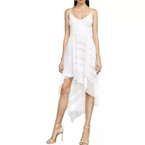 BNWT BCBG Max Azaria Dress, size L, white lace